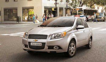 Xe Chevrolet Aveo full