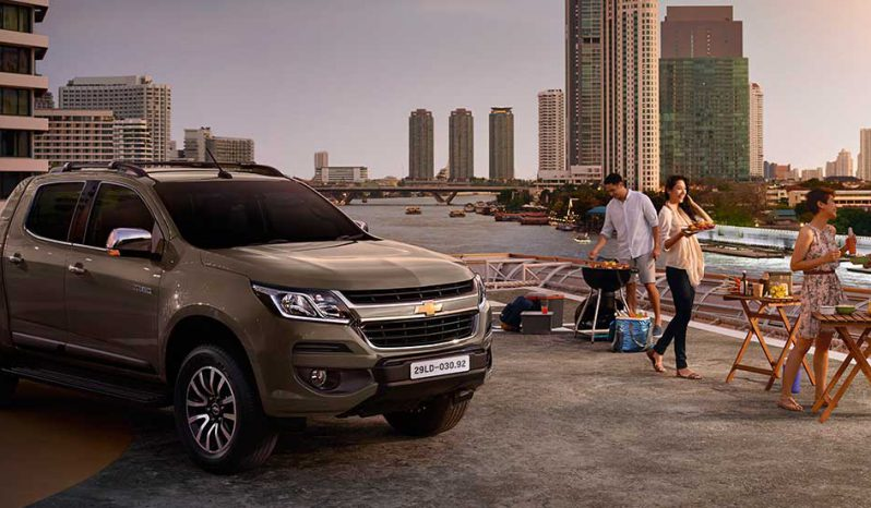 Xe Chevrolet Colorado full