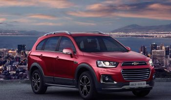 Xe Chevrolet Captiva full