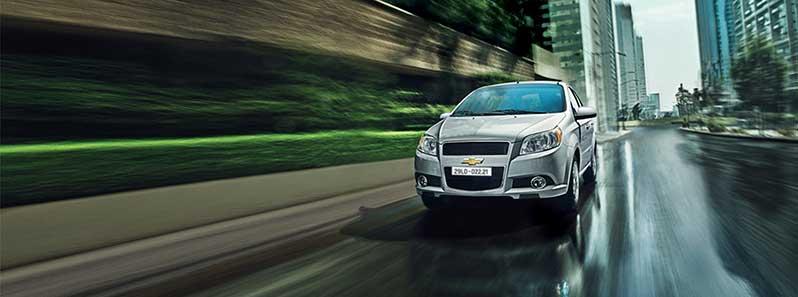 Chevrolet Aveo vận hành tối ưu tiết kiệm nhiên liệu