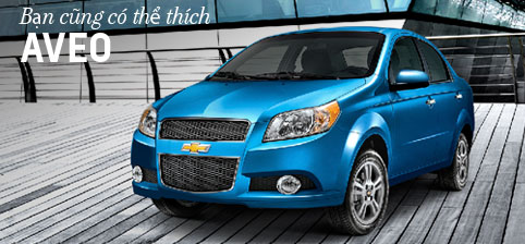 Có thể bạn sẽ thích Chevrolet Aveo