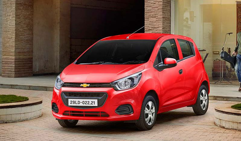 Xe Chevrolet Spark Duo 2018 full