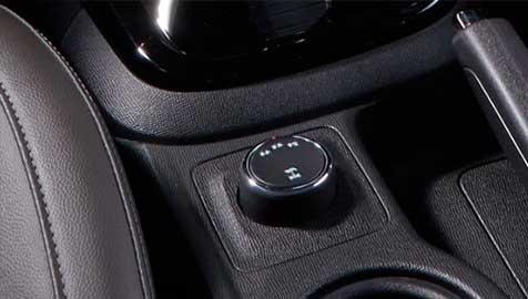 Tuỳ chỉnh dẫn động 4 bánh 4WD tích hợp trên Chevrolet Colorado