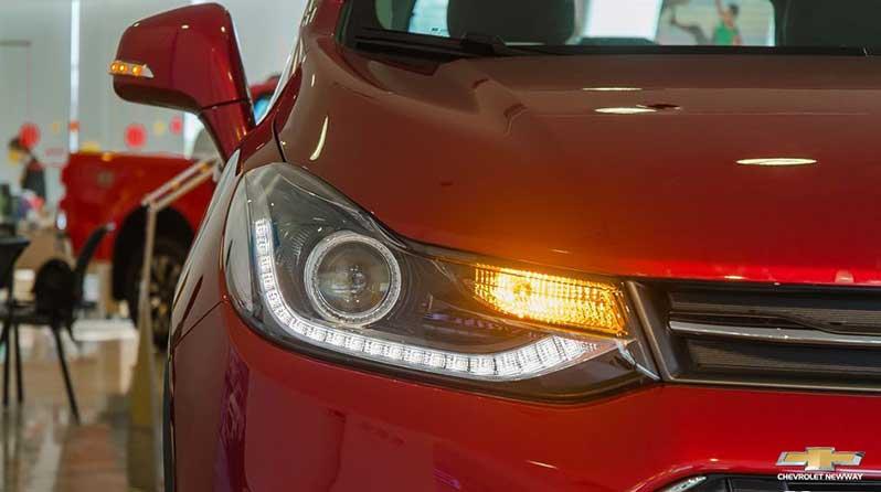 Đèn xi nhang trên xe Chevrolet Trax