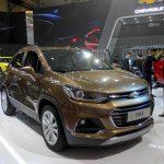 Chevrolet Trax cuộc chiến của phân khúc MiniSUV