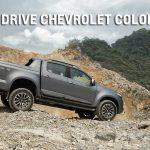 Roadshow và Lái Thử Xe Chevrolet Colorado Tháng 4 Tại Hải Phòng