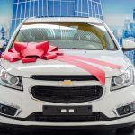 Thông số kỹ thuật Chevrolet Cruze 2017