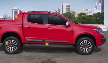 Chevrolet Colorado High Country 2017 full