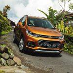 Trải nghiệm Chevrolet Trax 2017 tại Bali