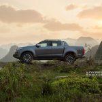 Vẻ đẹp Chevrolet Colorado giữa thiên nhiên hùng vỹ