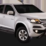 Xuất hiện phiên bản Chevrolet Colorado LTX