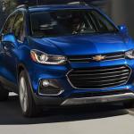 Đón chào Chevrolet Trax phiên bản 2018 chuẩn bị ra mắt