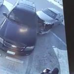 Chỉ vì va chạm với Chevrolet mà ô tô Toyota bị vỡ hết cả đầu