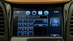 2014 Chevrolet Impala Valet Mode 1