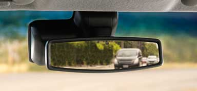 Electrochronic Rear View Mirror