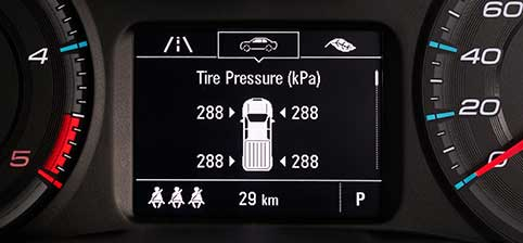 Tire Pressue Monitoring System