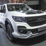 Cập nhập hình ảnh Chevrolet Trailblazer tại Vietnam Motor Show