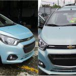 Hình ảnh Chevrolet Spark 2018 lộ diện tại Việt Nam