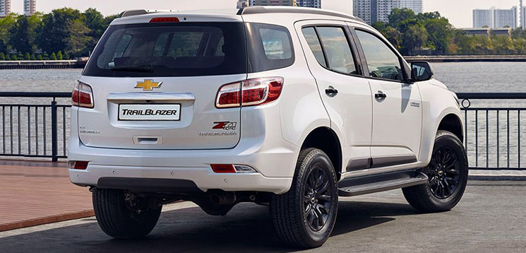 Chevrolet Trailblazer full